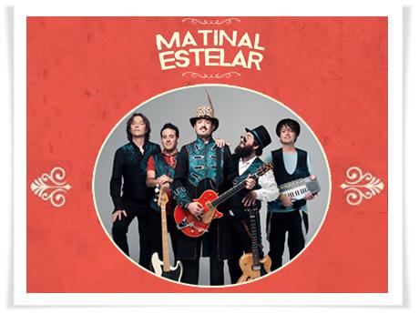 Matinal Estelar arranca con Álex O'Dogherty & La Bizarrería el 2 de abril en Teatro La Latina