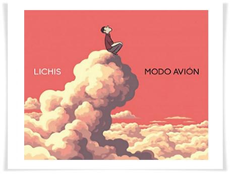 LICHIS: MODO AVIÓN