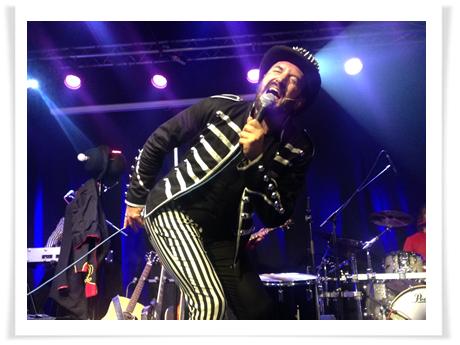 Alex O'Dogherty & La Bizarrería anuncian su tour de verano 2017