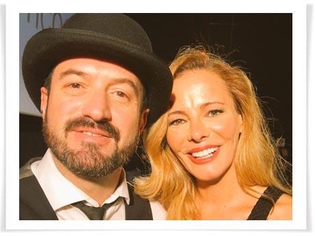 Alex O´Dogherty en la gala de entrega de los Galardones TVR 2017
