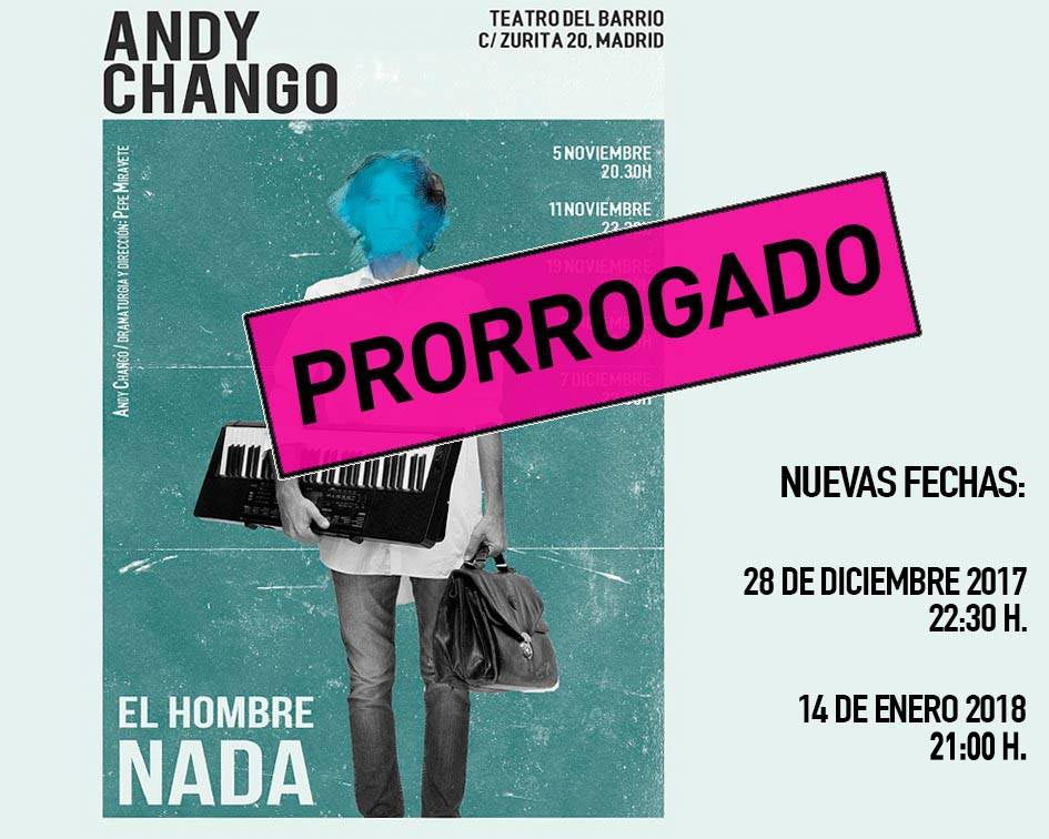 Andy Chango Madrid