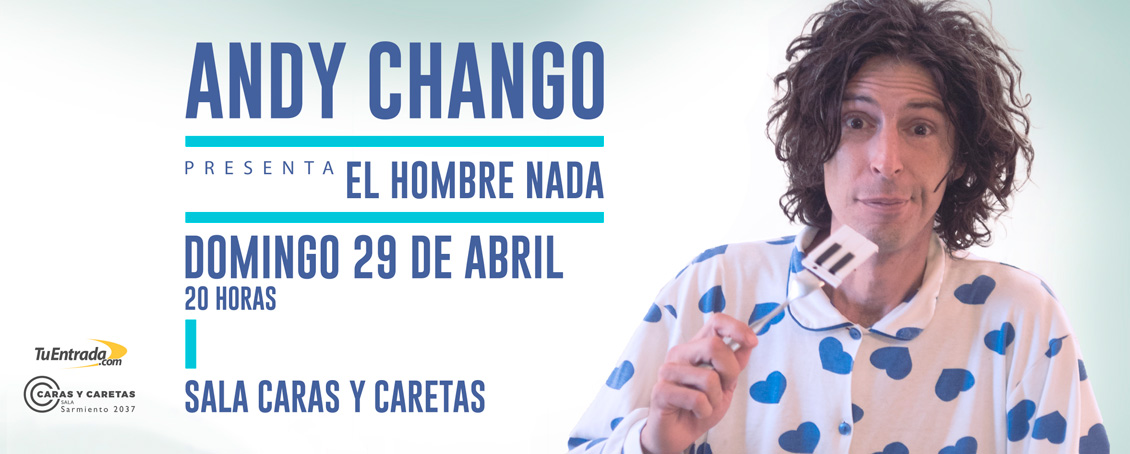 Andy Chango Buenos Aires