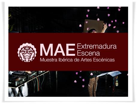 """ajo & min. con """"Soy Mujer que tú"""" en III EDICIÓN MAE de Cáceres el 20 de noviembre"""