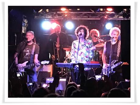 Andy Chango & Amigos en concierto en Madrid el 30 de enero (INVERFEST)