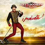 Disco Muévete Alex O´Dogherty