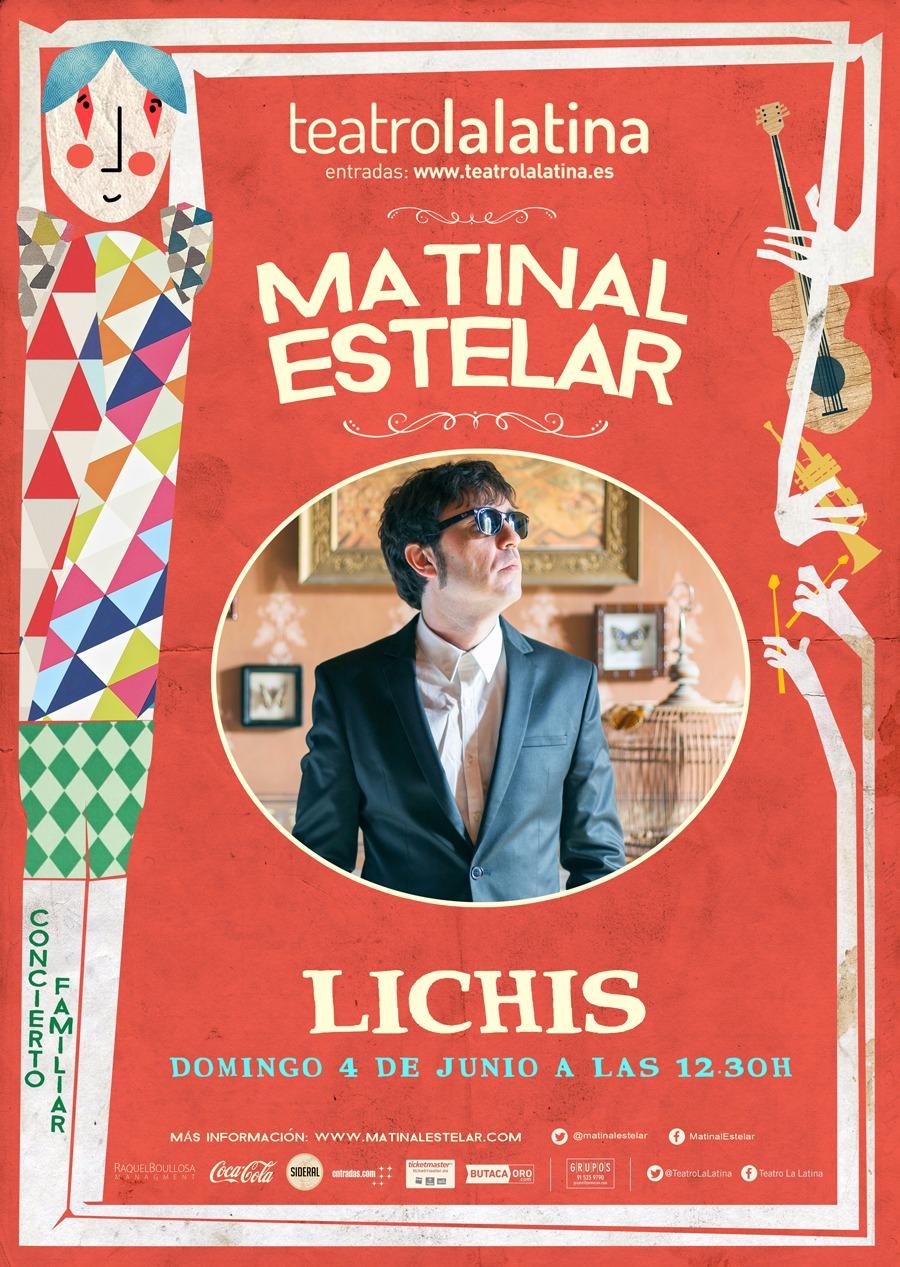 MATINAL ESTELAR: Lichis