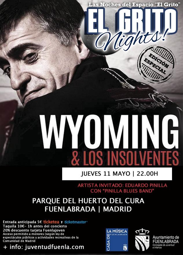 Wyoming & Los Insolventes