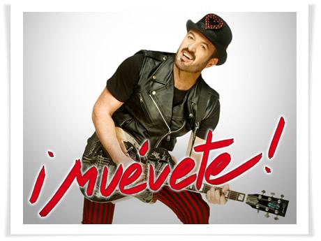 """Alex O'Dogherty & La Bizarrería presentan """"Muévete"""", el primer single de su nuevo álbum"""
