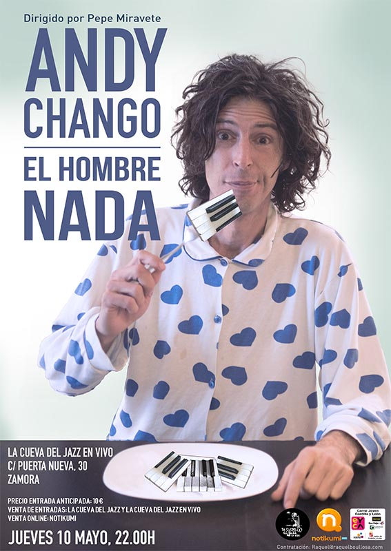 Andy Chango management
