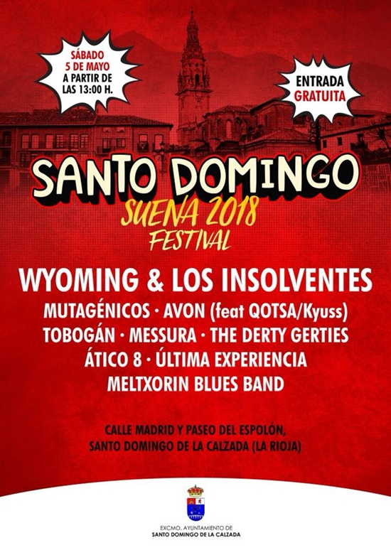 Suena Festival 2018