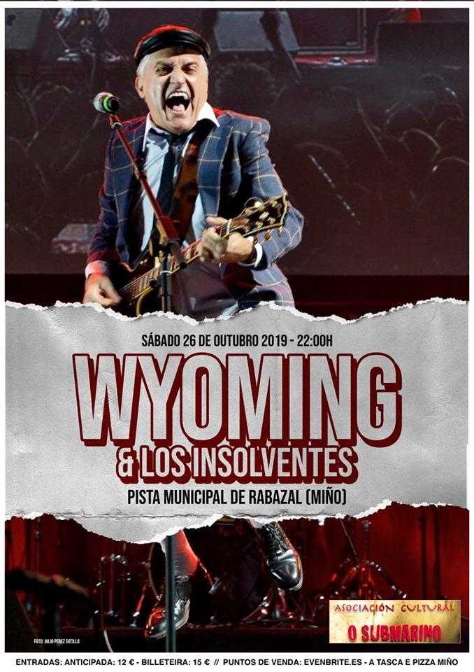 Wyoming y Los Insolventes